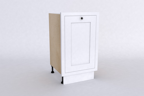 Pull-out bin unit